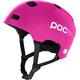 POC POCito Crane casco per bici Bambino rosa